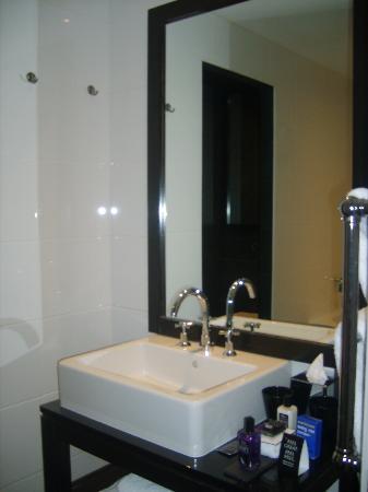 Malmaison Liverpool: Bathroom