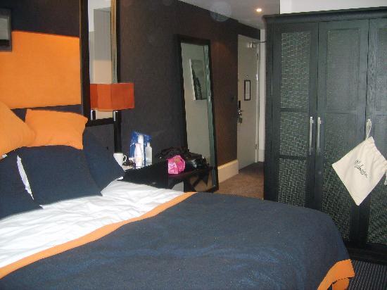 Malmaison Liverpool: luxury room 2