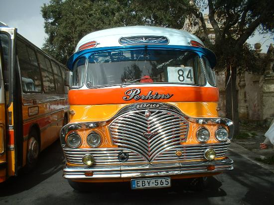 Solana Hotel: The fantastic buses