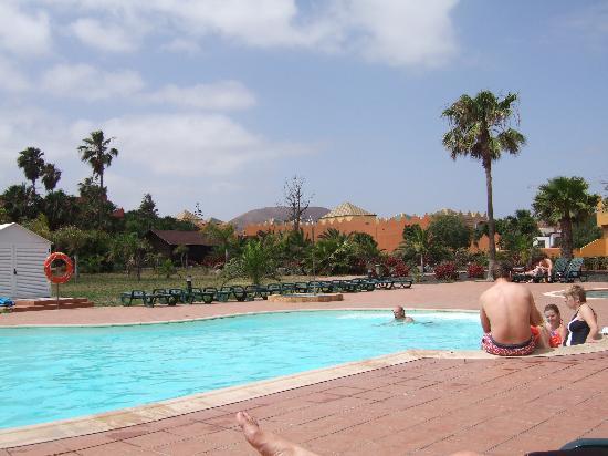 Oasis Royal : Pool area