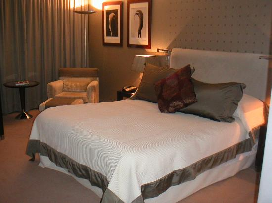 InterContinental Lisbon: Nice bed, very comfortable!