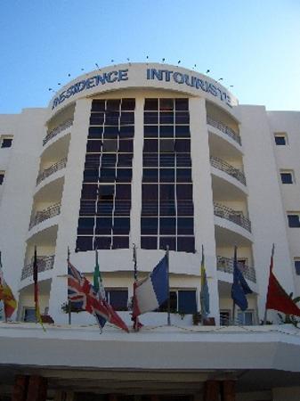Residence INTOURISTE Aparthotel: Outside of hotel