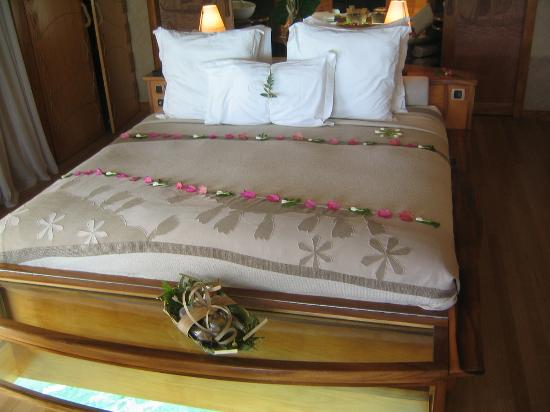 Le Taha'a Island Resort & Spa: Bungalow 7