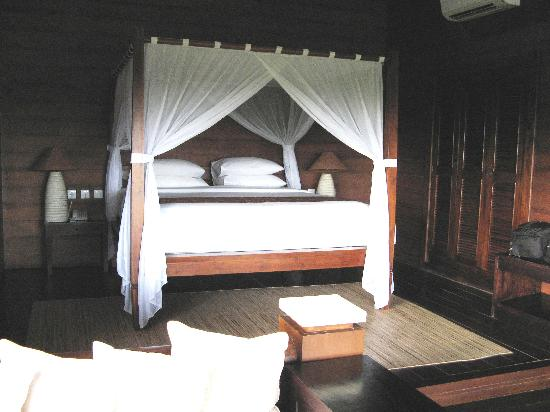 ‪‪Tegal Sari‬: Wooden room‬
