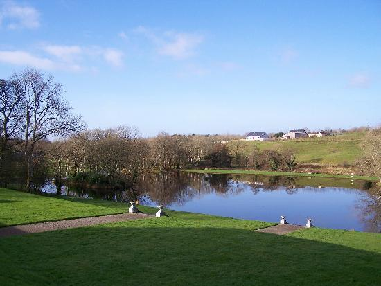 Castlebar, Irlande : The Lake @ Turlough House