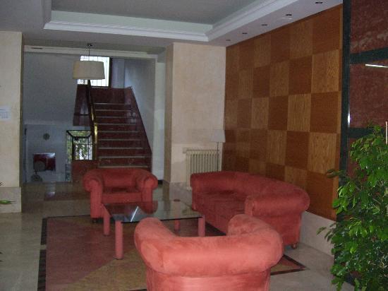 Andalucia Hotel: Lobby Area