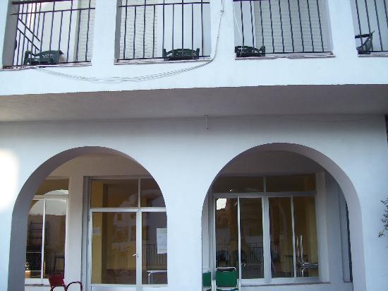 Andalucia Hotel: Restaurant