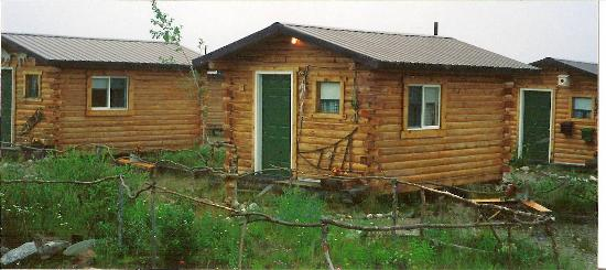 EarthSong Lodge - Denali's Natural Retreat: dogsled cabin