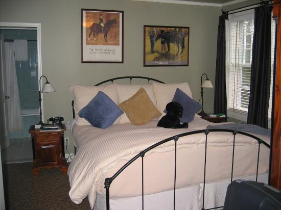 Mill House Inn: Fantastic bed!