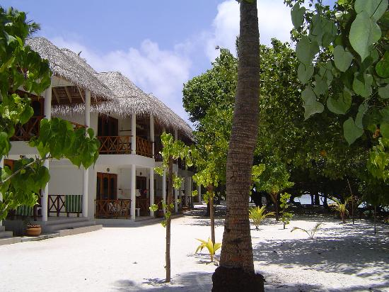 Fihalhohi Island Resort: Comfort Rooms