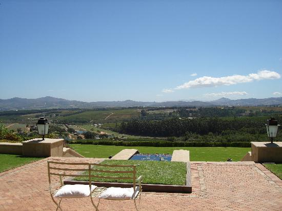 Cape Heritage Hotel: Winery