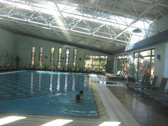 Inside Pool inside pool - picture of limak atlantis deluxe hotel & resort