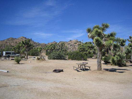 Black Rock Canyon Campground Image
