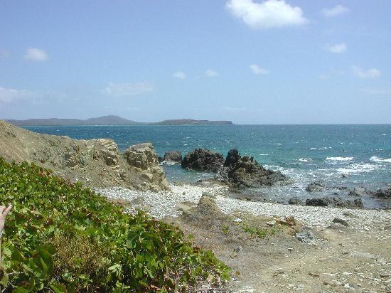 Isla de Vieques, Puerto Rico: Orchid Beach