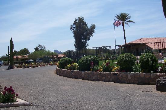 Rancho de los Caballeros : Another view