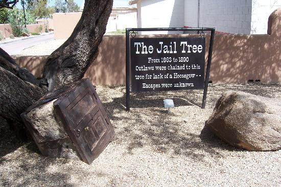 Wickenburg, AZ: One of many historic sites