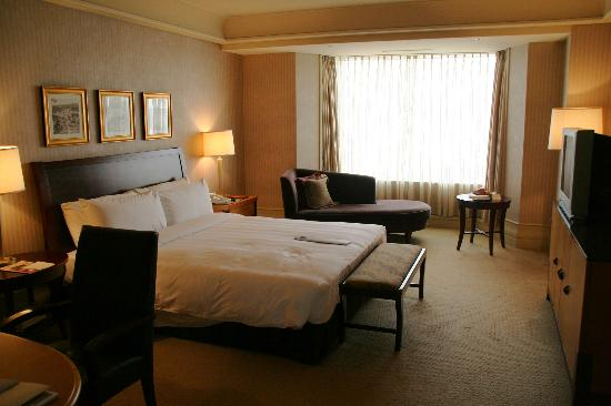 Lotte Hotel Seoul: Chambre New Wing