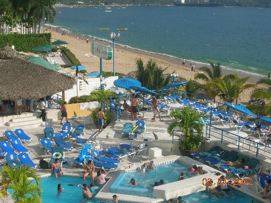Copacabana Beach Hotel Pool