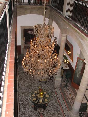 Luna Hotel: Lobby, Hotel Luna