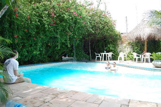 Pousada Porto Verde : the pool