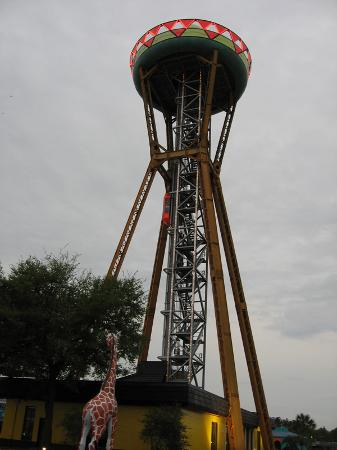 South of the Border: Sombrero Tower