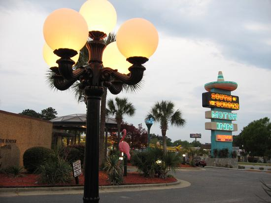 South of the Border: Motor Inn Entrance/Registration