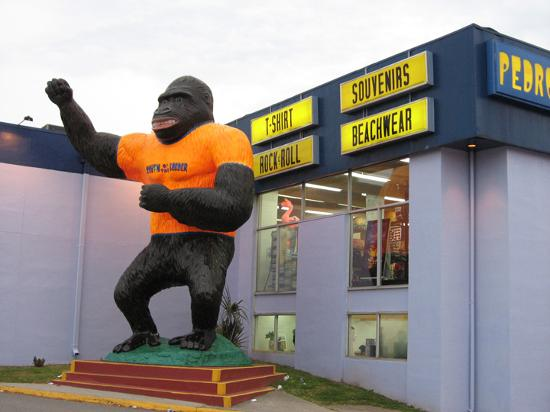 gorilla shop