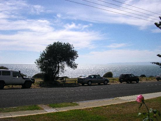 Kangaroo Island Seafront: The view from our Oceanview room