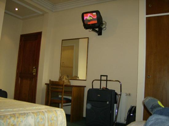 Nuevo Hotel Callao: tv