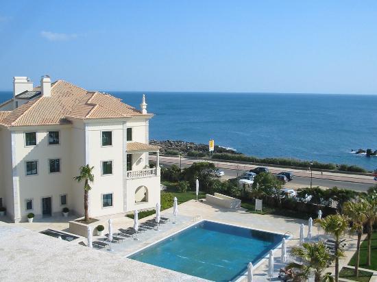 Grande Real Villa Italia Hotel & Spa: Estas son las vistas desde la habitacion
