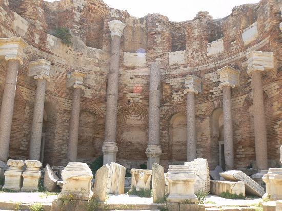 Al-Kendi Hotel : Leptis Magna