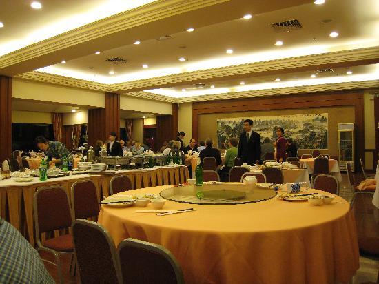 Guilin Bravo Hotel: Chinese Restaurant