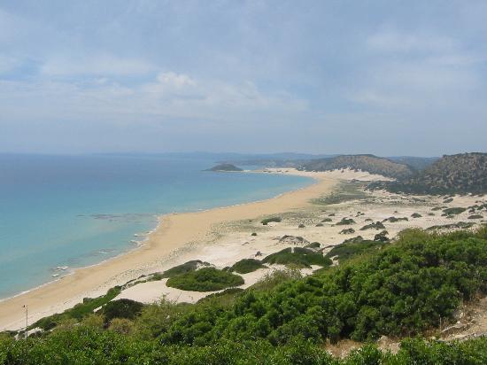 Agios Georgios, Cyprus: Karpas Halbinsel