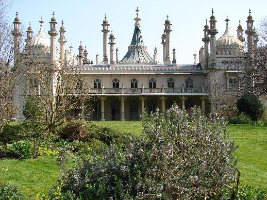 Brighton, UK : Royal Pavilion