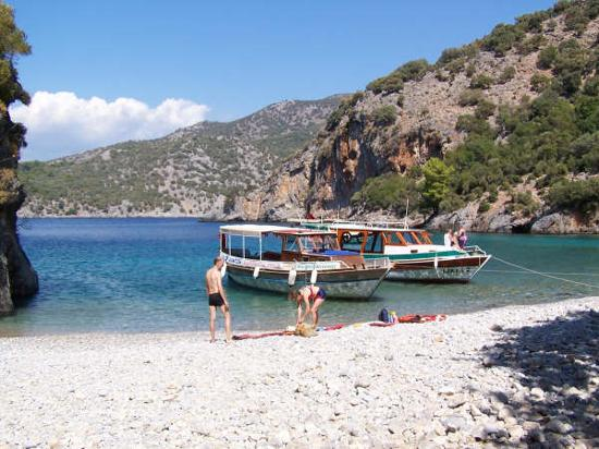 Marmaris, Turkey: caunos tours