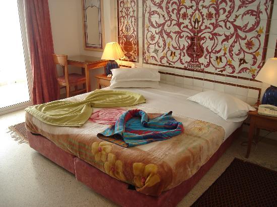 Dar Zakarya: chambre