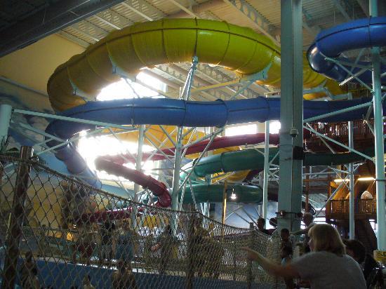 Kalahari Resorts & Conventions: slides