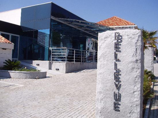 Hotel Bellevue Dubrovnik: Hotel Front