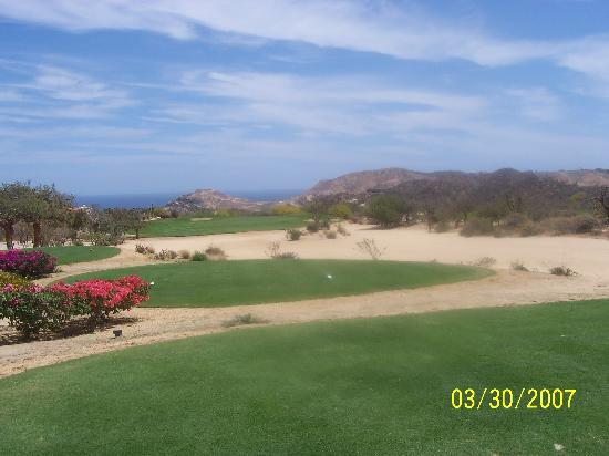 San Jose del Cabo, Mexico: Target golf on the mountian 9