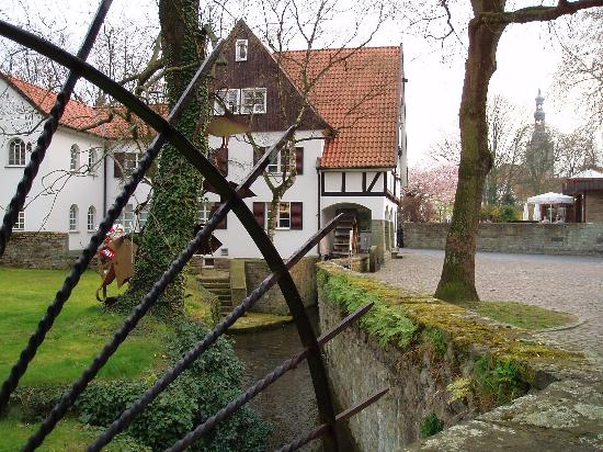 Im Wilden Mann: Typical View of Soest