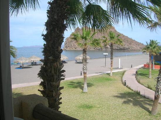 Loreto Bay Golf Resort & Spa at Baja: view from room 260