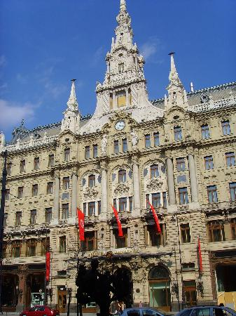Boscolo Budapest, Autograph Collection : Hotel Exterior