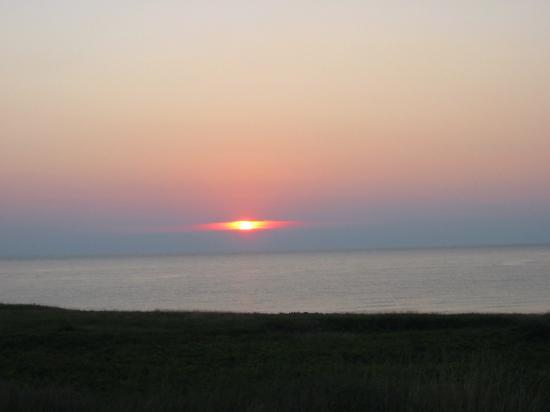 Isola di Cape Breton, Canada: sunset 1