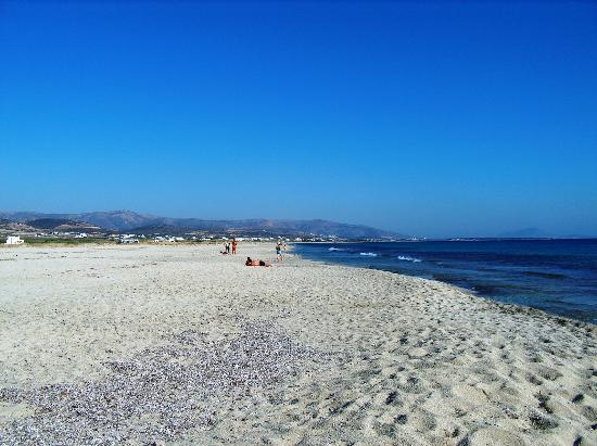 Agios Prokopios Beach Photo