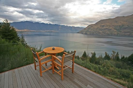 Azur: decks with infinity views