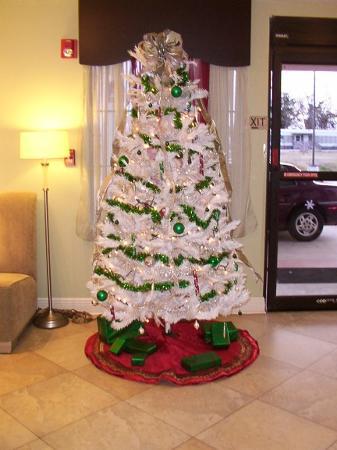 BEST WESTERN Zachary Inn: Christmas 2005