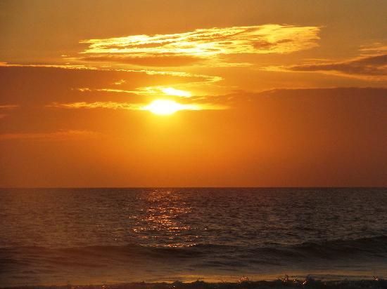 St. Joseph Peninsula State Park: sunset