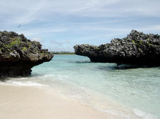 Vatulele Island Resort: View from Nooki Nooki Island