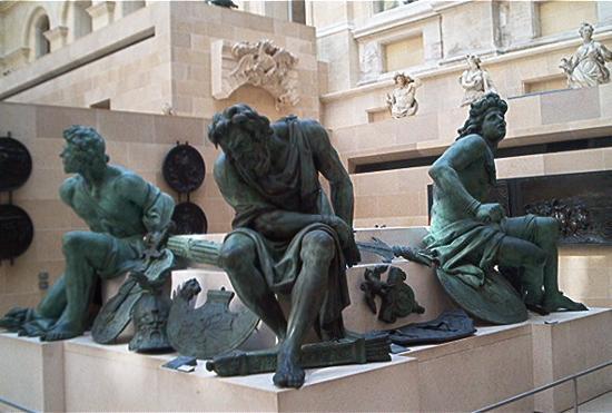 Inside Louvre Museum Picture Of Paris Ile De France