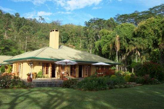 Ceylon Tea Trails: Norwood Bungalow